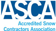 Members of the Accredited Snow Contractors Association
